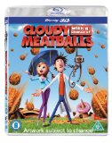 Cloudy With A Chance Of Meatballs 3-D [Blu-ray]