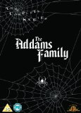 The Addams Family Complete Season 1-3 [DVD]