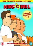 King of the Hill Season 1-5 Box Set [DVD]