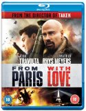 From Paris With Love [Blu-ray] [2010]