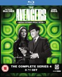 The Avengers - Series 4 [Blu-ray]
