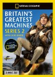 National Geographic - Britain's Greatest Machines - Series Two - Series Two [DVD]