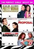 Girls' Night In - Pretty Woman / The Proposal / Runaway Bride [DVD]