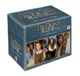 Dr Quinn Medicine Woman - The Complete Series DVD