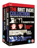 The Brit Indie Collection (4 pack) [DVD]