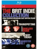 The Brit Indie Collection (4 pack) Blu-ray [DVD]
