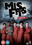 Misfits - Series 2 - Complete [DVD]