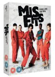 Misfits - Series 1 and 2 Box Set [DVD]