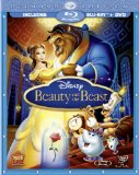 Beauty and the Beast (Blu-ray + DVD, with Blu-ray Packaging)