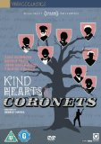 Kind Hearts And Coronets [DVD] [1949]