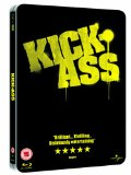 Kick-Ass Combi Pack (Blu-ray + DVD) Steelbook