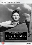 They Flew Alone (The Wings of a Woman) DVD