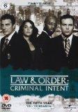 Law & Order: Criminal Intent - Season 5 [DVD]