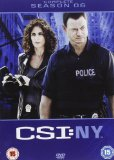 CSI - Crime Scene Investigation - New York - Series 6 - Complete [DVD] [2009]