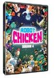 Robot Chicken - Series 4 [DVD] [2010]