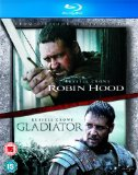 Robin Hood / Gladiator Double Pack  [Blu-ray]