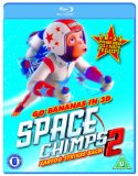 Space Chimps 2 - Zartog Strikes Back [Blu-ray] [2010]