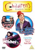 Danny, The Champion Of The World / The Witches / Willy Wonka And The Chocolate Factory [DVD]