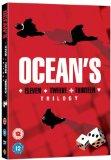 Ocean's Eleven/Ocean's Twelve/Ocean's Thirteen [DVD]