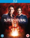 Supernatural Complete Fifth Season [Blu-ray]
