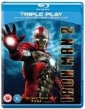 Iron Man 2 - Triple Play (Blu-ray + DVD + Digital Copy)