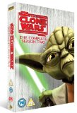 Star Wars Clone Wars Season 2 [DVD]