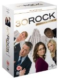 30 Rock: Seasons 1-4 DVD