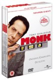 Monk - Season 8 [DVD]