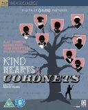 Kind Hearts And Coronets [Blu-ray] [1949]