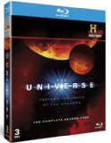 The Universe - Complete Season 4 [Blu-ray]