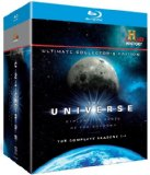 The Universe Collector's Box Set - Seasons 1, 2, 3 and 4 [Blu-ray]