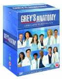 Grey's Anatomy Seasons 1-5 [DVD]