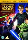 Star Wars Clone Wars Season 1 Vol.1 [DVD]