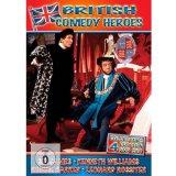 Sid James/Kenneth Williams/Ronnie Barker/Leonard Rossiter -British Comedy Heroes [DVD]
