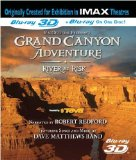 IMAX - Grand Canyon Adventures-River At Risk 3D [Blu-ray]
