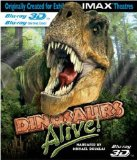 IMAX - Dinosaurs Alive! 3D [Blu-ray]
