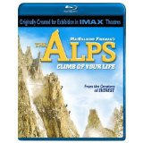 IMAX - The Alps - Climb Of Your Life 3D [Blu-ray] Blu Ray