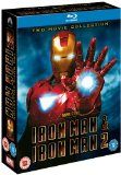 Iron Man 1 & 2 [Blu-ray]