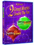 Santa Paws Double Pack [DVD]