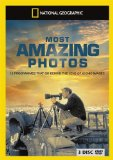 National Geographic - Nat Geo's Most Amazing Photos / Top 10 photos / The Photographers [DVD]