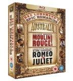 BAZ LUHRMANN'S EPIC ROMANCES(AUSTRALIA/MOULIN ROUG [Blu-ray]