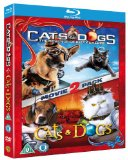 Cats And Dogs 1- 2 (Double Pack) [Blu-ray]