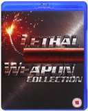 Lethal Weapon 1-4 [Blu-ray] Blu Ray