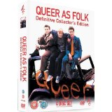 Queer As Folk (Definitive Edition) [DVD]