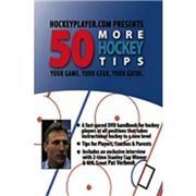 50 More Ice Hockey Tips [DVD]