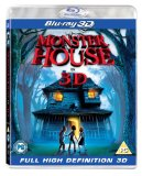Monster House 3D [Blu-ray]