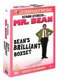 Mr Bean: Series 1, Volumes 1-4 (20th Anniversary Edition) [DVD]