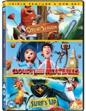 CLOUDY WITH A CHANCE OF MEATBALLSOPEN SE DVD