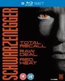 Schwarzenegger Triple [Blu-ray]