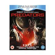 Predators: Triple Play Edition [Blu-ray]